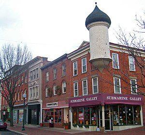 location in Peekskill